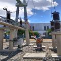 Empresa de manutenção em subestação