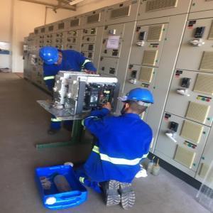 Manutenção dos disjuntores