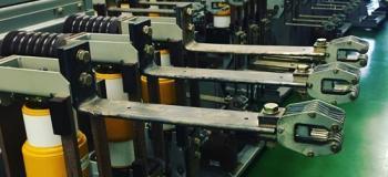 Manutenção de disjuntores siemens
