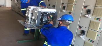 Manutenção preventiva cabine primaria