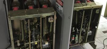 Manutenção preventiva de disjuntores