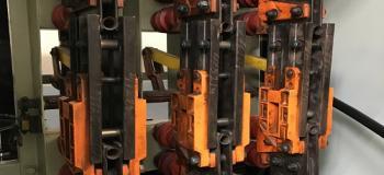 Reparo de chave seccionadora